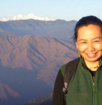 Meet WCN Scholar Nadia Mijiddorj