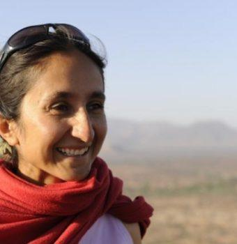 Shivani Bhalla of Ewaso Lions Honored with Whitley and NatGeo Awards