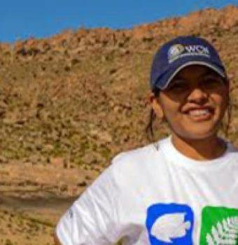 Meet WCN Scholar Alejandra