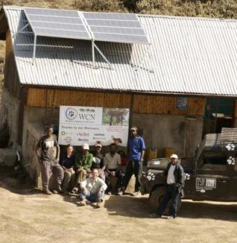 Bringing Solar Power to Conservation