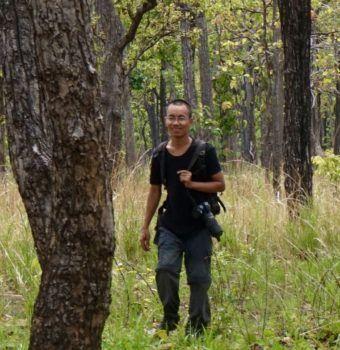 Meet 2018 WCN Scholar: An Nguyen
