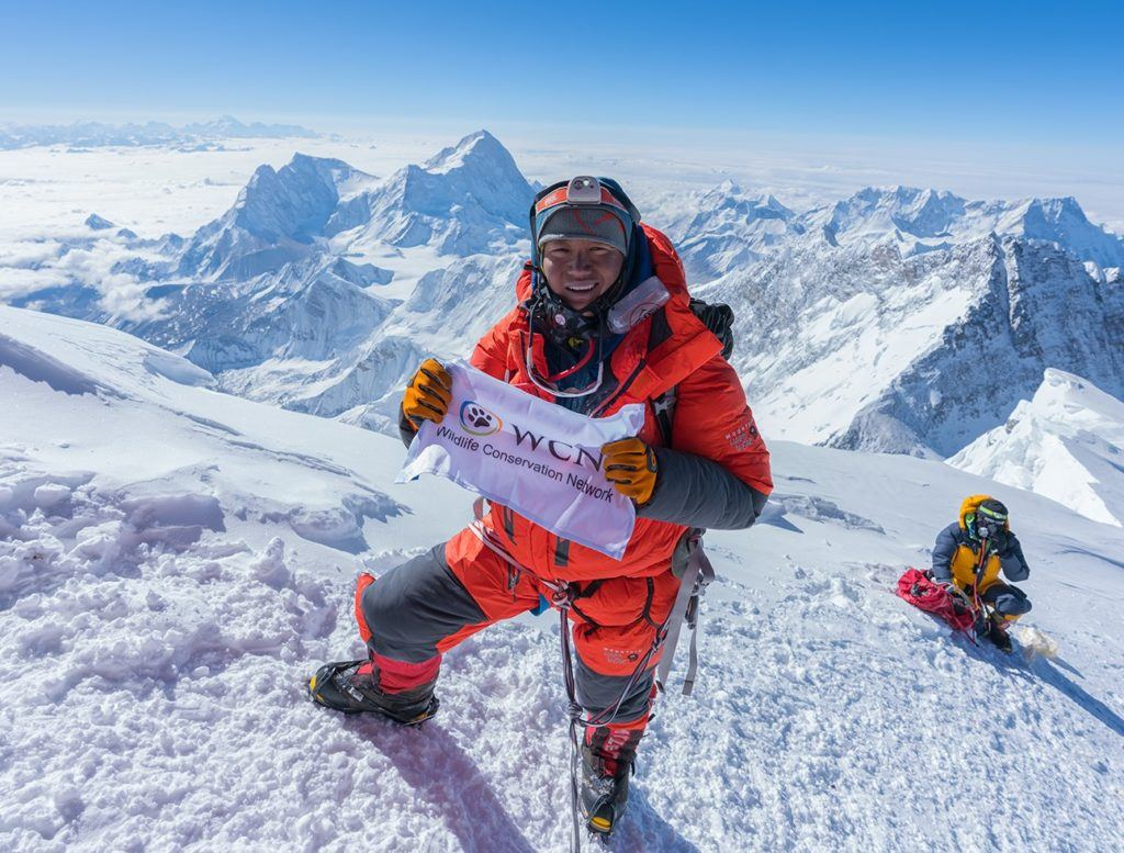 WCN-summit_Mt. Everest