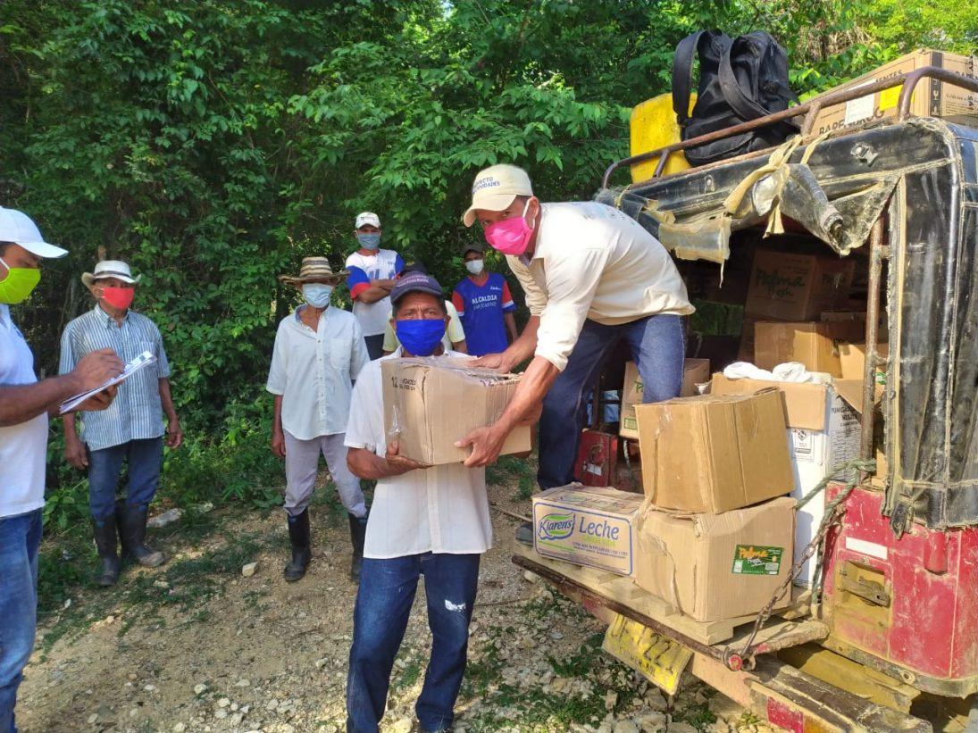 FPT-C-Donación Mercados Comunidades por COVID-19-May 2020 (7)(credit Proyecto Tití)