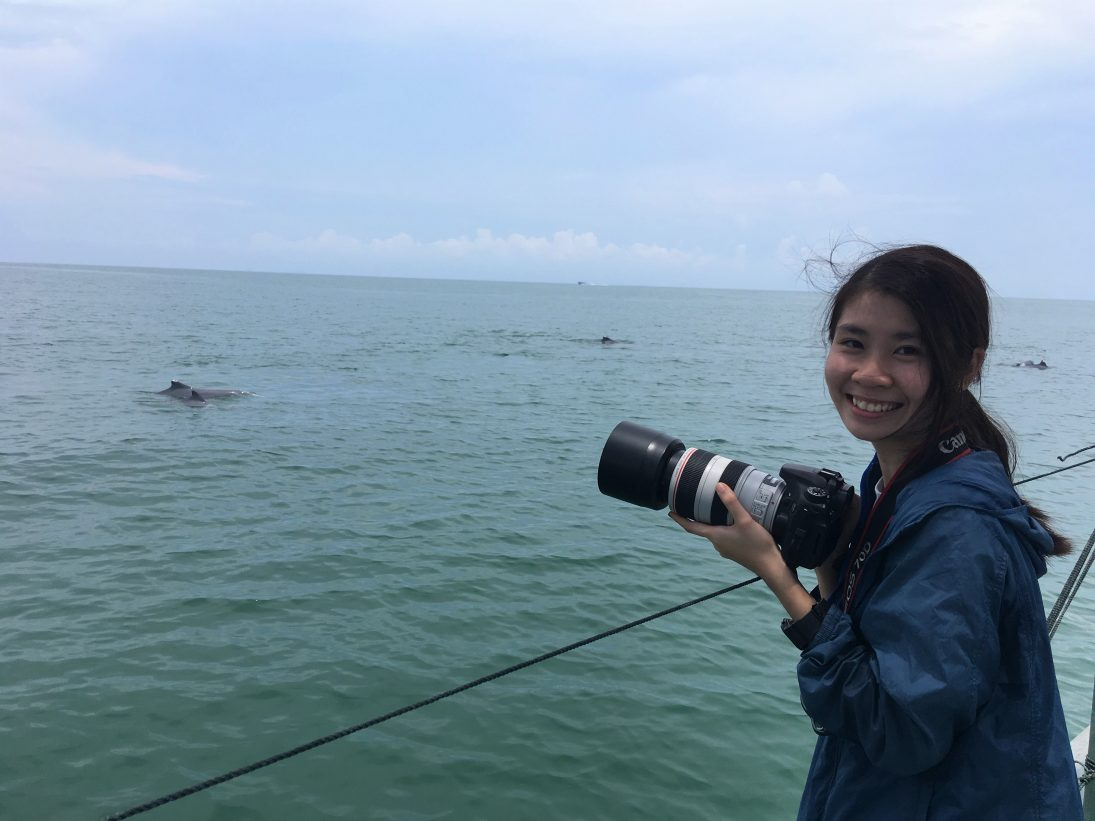 Photo - Sandra Teoh (credit The MareCet Research Organization)
